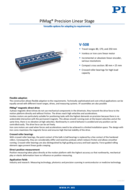 motorized-linear-stage-170mm-10nm-1000mms-pi
