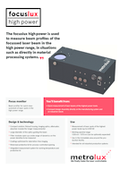 /optical-power-meters-and-laser-measurements/focuslux-high-power