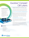 CW-Laser-532nm-50mW-Spectra-Physics